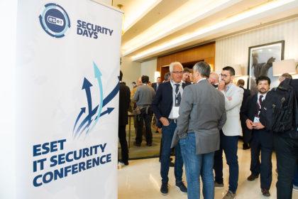 ESET Security Days Roma – GDPR, sfide e soluzioni
