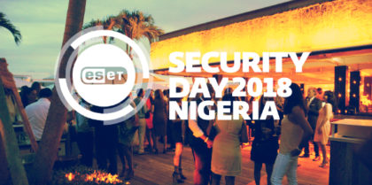 ESET Security Day NIGERIA -A Cocktail Evening with ESET