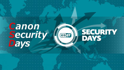 Canon Security Days / ESET Security Days