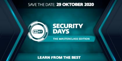 ESET Security Days 2021